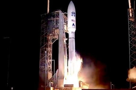 GOES-R Lift-Off : Improving Weather forecasting and Saving lives
