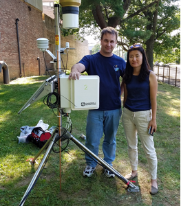 New York City Urban Hydro-Meteorological Testbed