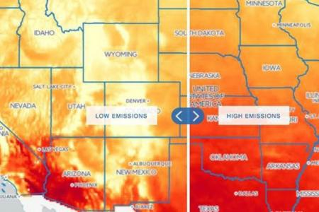 NOAA Tool Shows How Climate Change Will Affect Your Neighborhood