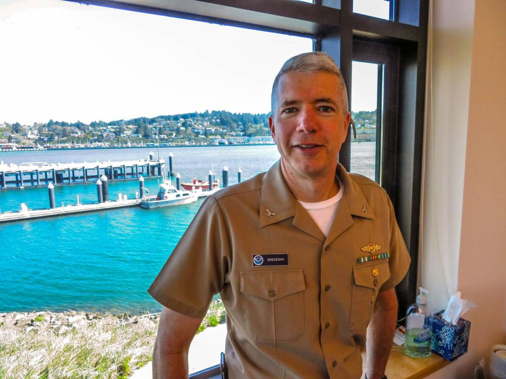 A Chat With NOAA's Director Of Marine Operations
