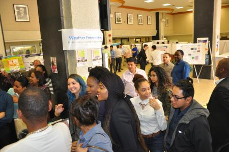 Sixteenth Annual NOAA CREST Day at CCNY