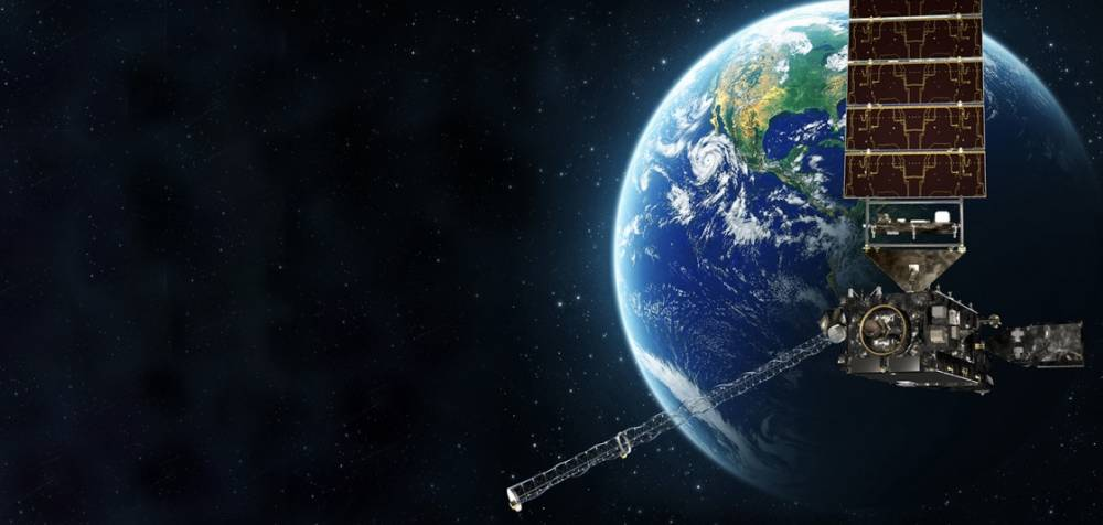 NEWSFLASH: NOAA's newest geostationary satellite positioned as GOES-East this fall