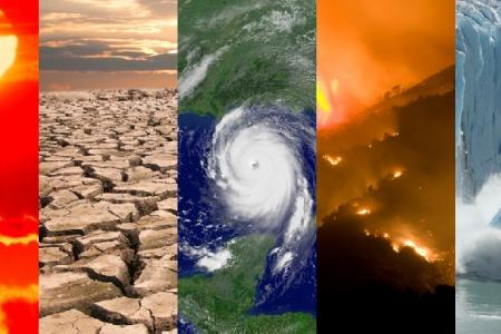 NOAA News on Climate: Earth has 2nd warmest year to date and 3rd warmest May on record
