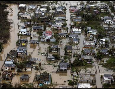NOAA-CREST Researchers Receive Additional Grant for Caribbean Storm Study