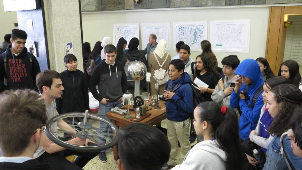 17th NOAA CREST Day at CCNY