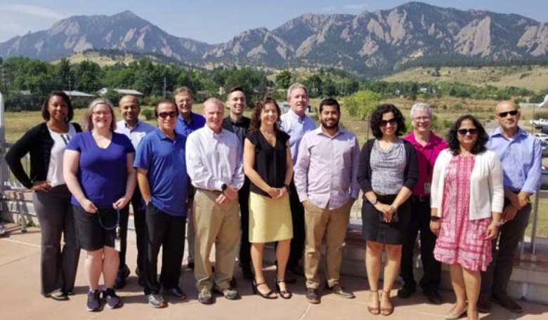 SPOTLIGHT: NOAA CESSRST Researchers visits NOAA Earth System Research Lab in Boulder, CO