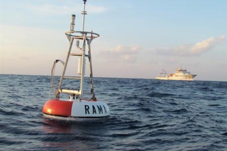 NOAA Ship deploys 42 Buoys to strengthen ocean observations