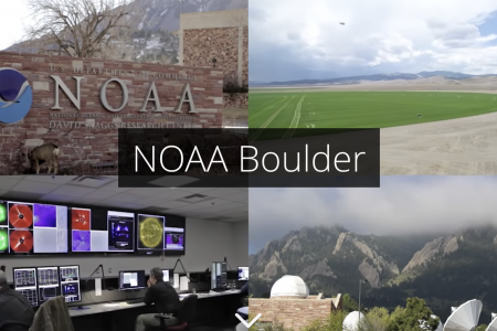 NOAA Story Maps: A Glimpse of NOAA Research in the foothills of the Rocky Mountains.