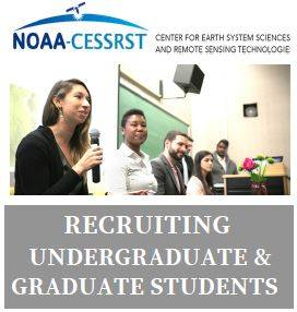 Recruiting Undergraduates and Graduate Students
